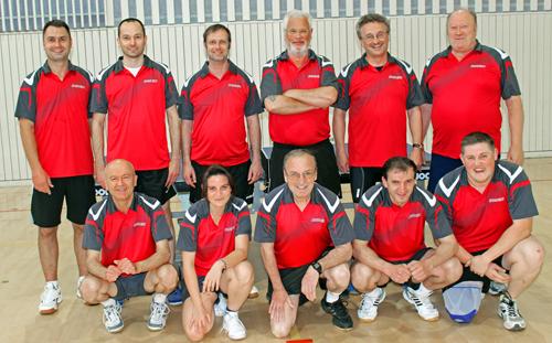 Herrenmannschaft 2014/15
