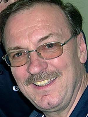 Karl-Heinz Stein, ehemaliger Abteilungsleiter Tischtennis