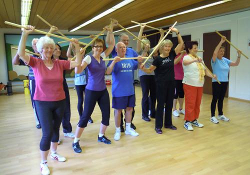 TVH Fitness- und Gesundheitssport (Gymwelt) - Fit und Gesund