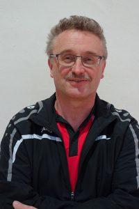 Harald Schweizer Spartenleiter Tischtennis Abteilungsleiter Tischtennis-Wettkampf und Verband Spartenleiter Tischtennis Wettkampf, Verband Übungsleiter Hobbyspieler Mannschaftsführer Herrenmannschaft