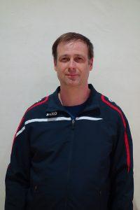 Rene Pamer Übungsleiter für Schüler und Jugendliche Übungsleiter Montags Hobbyspieler